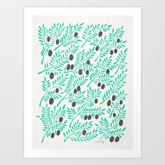 olive-branches-turquoise-black-palette-prints.jpg