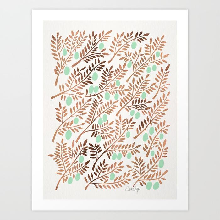 olive-branches--rose-gold--mint-prints.jpg