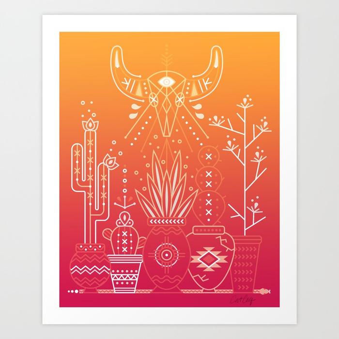 santa-fe-garden--orange-sunset-a62-prints.jpg