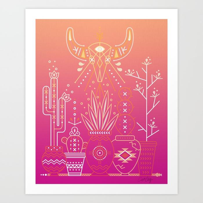 santa-fe-garden--pink-sunset-5wg-prints.jpg