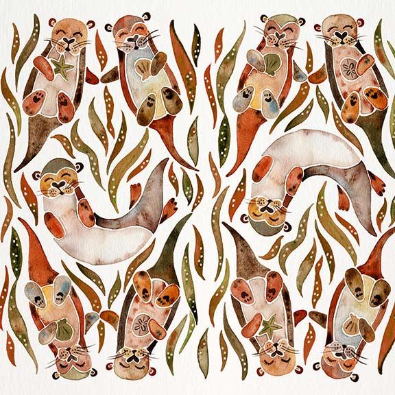 Brown-Otters-pattern.jpg