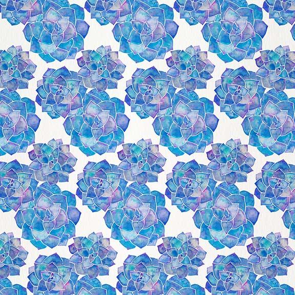 Blue-RosetteSucculents-pattern.jpg
