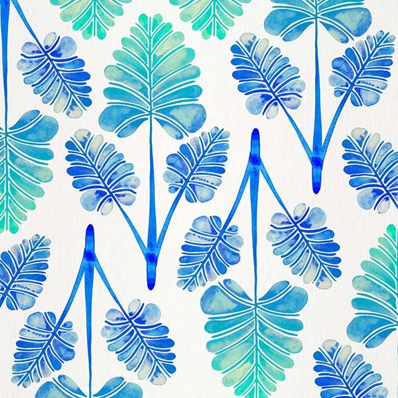 BlueOmbre-PalmLeafTrifecta-pattern.jpg