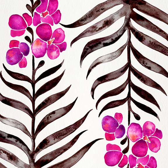 MagentaBlack-OrchidBloom-pattern.jpg