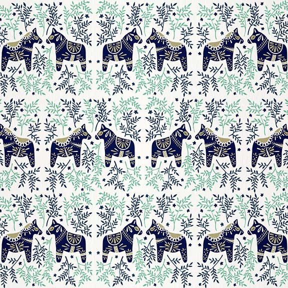 NavyMint-SwedishDalaHorses-pattern.jpg