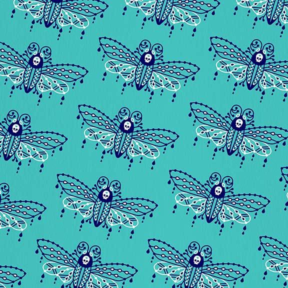 TurquoiseNavy-DeathHeadMoth-pattern.jpg