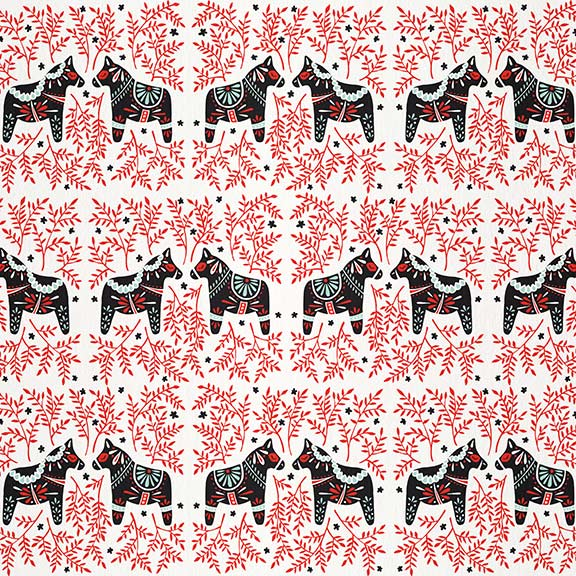 RedBlack-SwedishDalaHorses-pattern.jpg