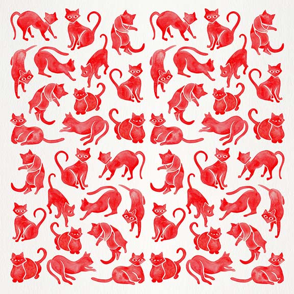 Red-CatPositions-pattern.jpg