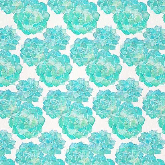Turquoise-RosetteSucculents-pattern.jpg