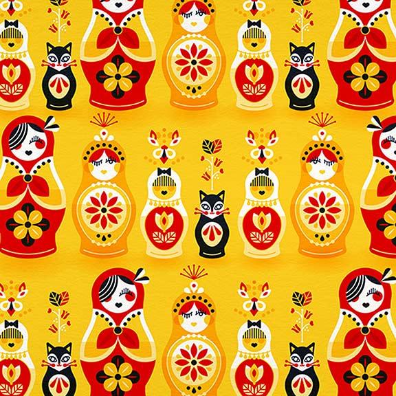 Yellow-RussianDolls-pattern.jpg