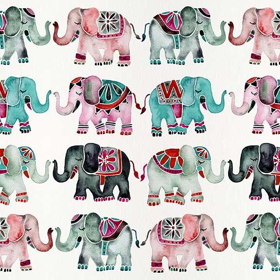 TurquoiseRed-Elephants-pattern.jpg