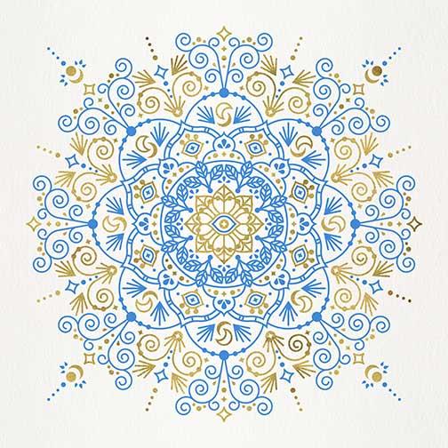 BlueGold-MoroccanMandala-tote.jpg