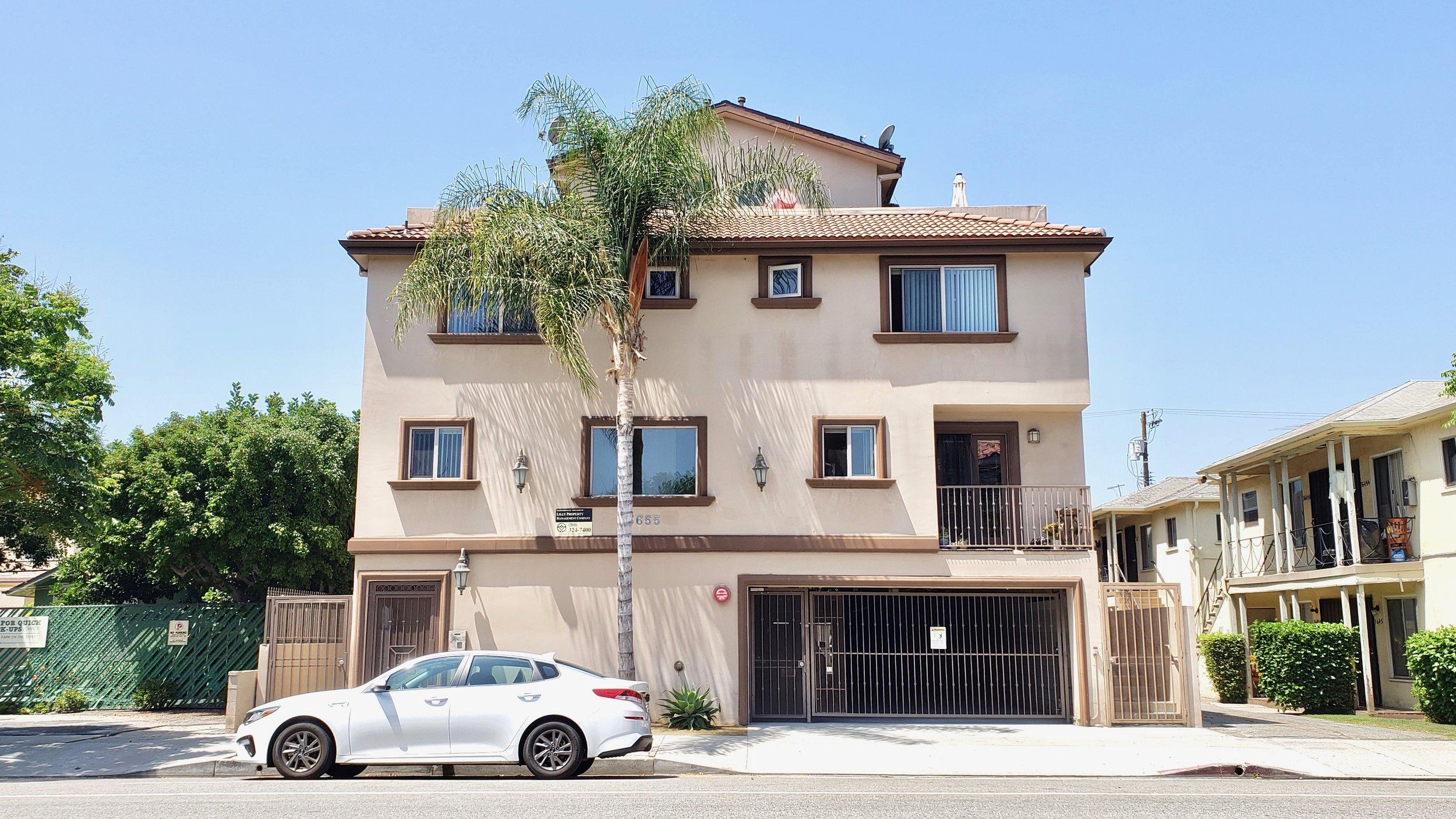 Los Angeles (Palms/Mar Vista), CA