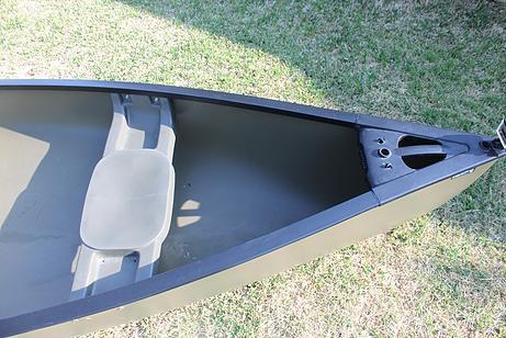 Old Town Sportsman Canoe Seats