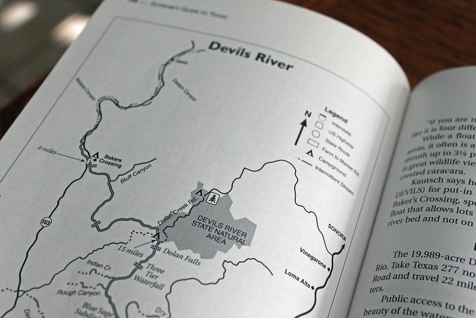 Devils River Research
