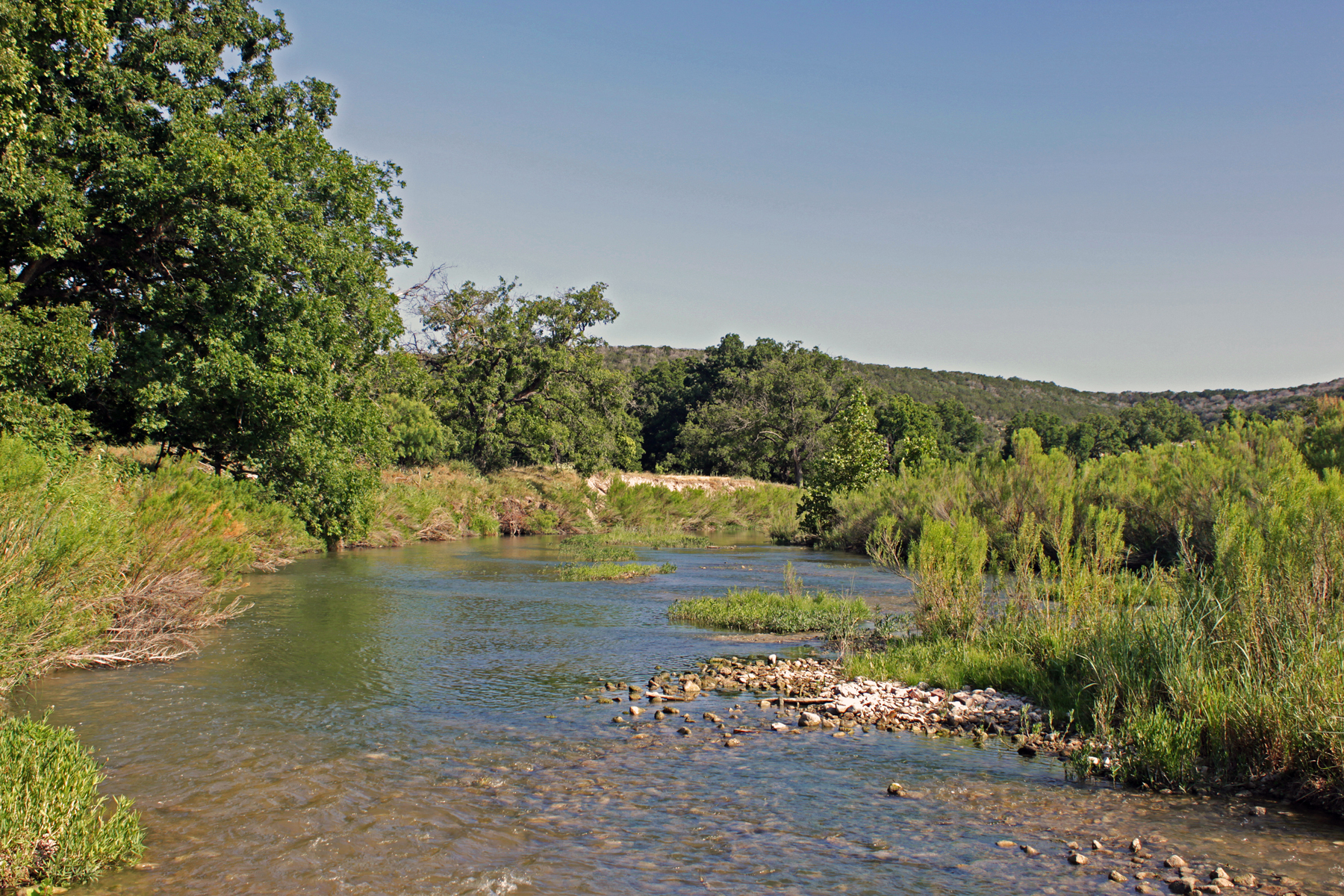 South Llano River State Parl