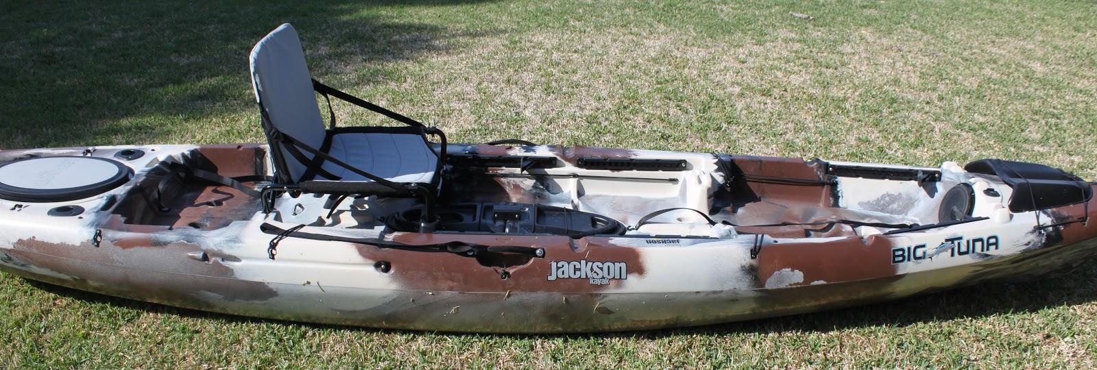 Jackson Kayak Big Tuna Review — Texas Kayak Fisher