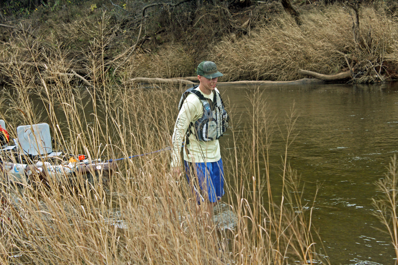Clint Taylor Brazos River