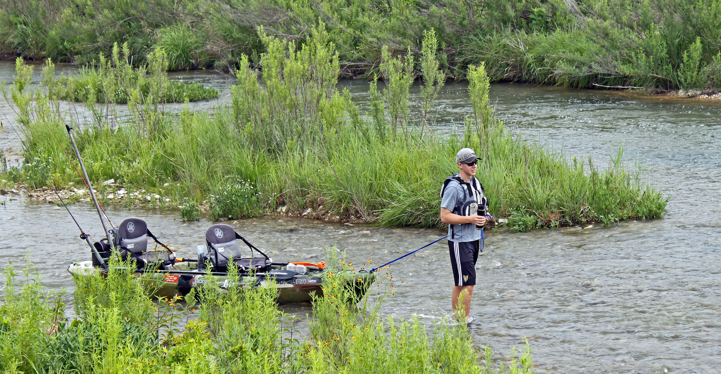 Clint Taylor Jackson Kayak Big Tuna
