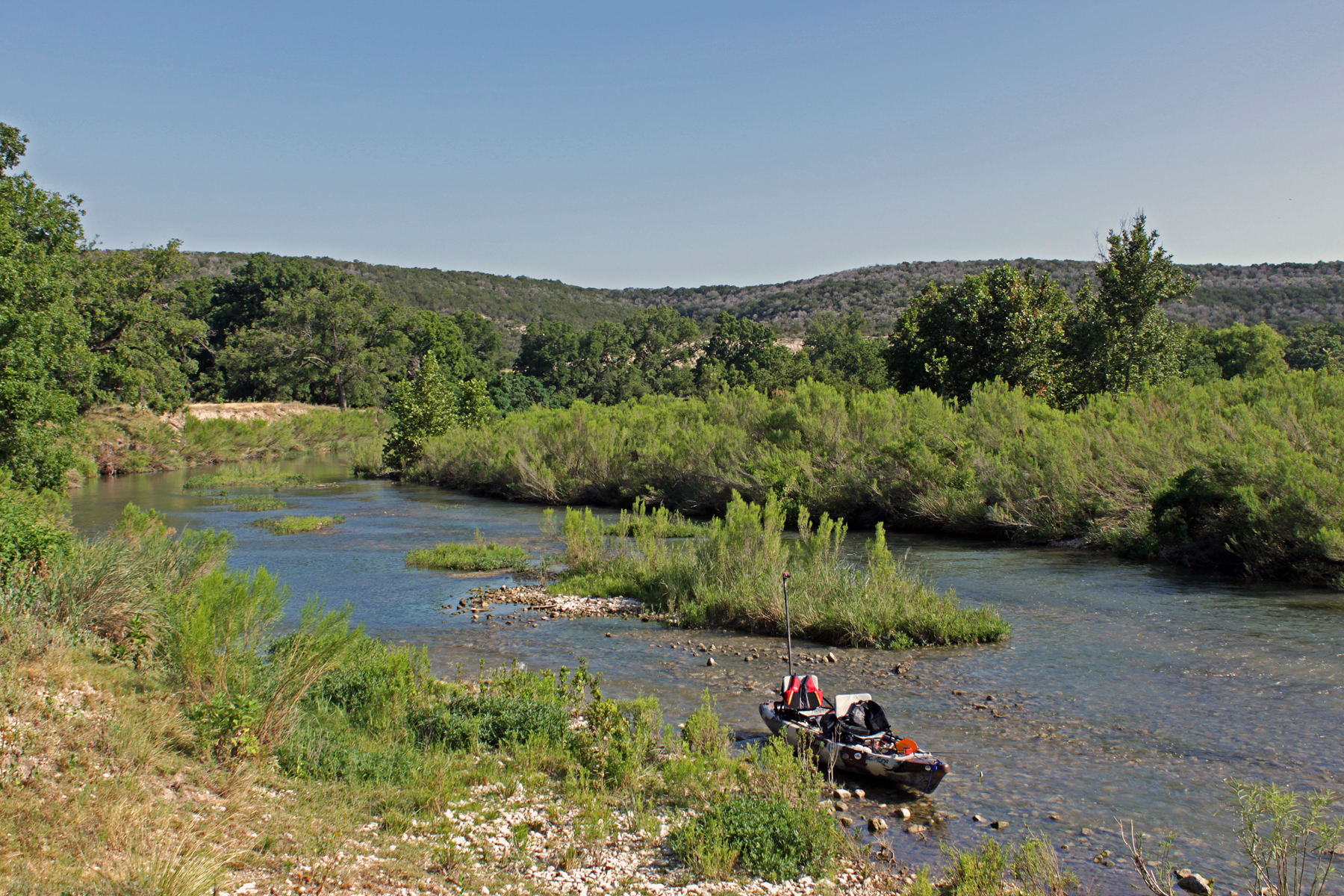 Jackson Kayak Big Tuna South Llano River