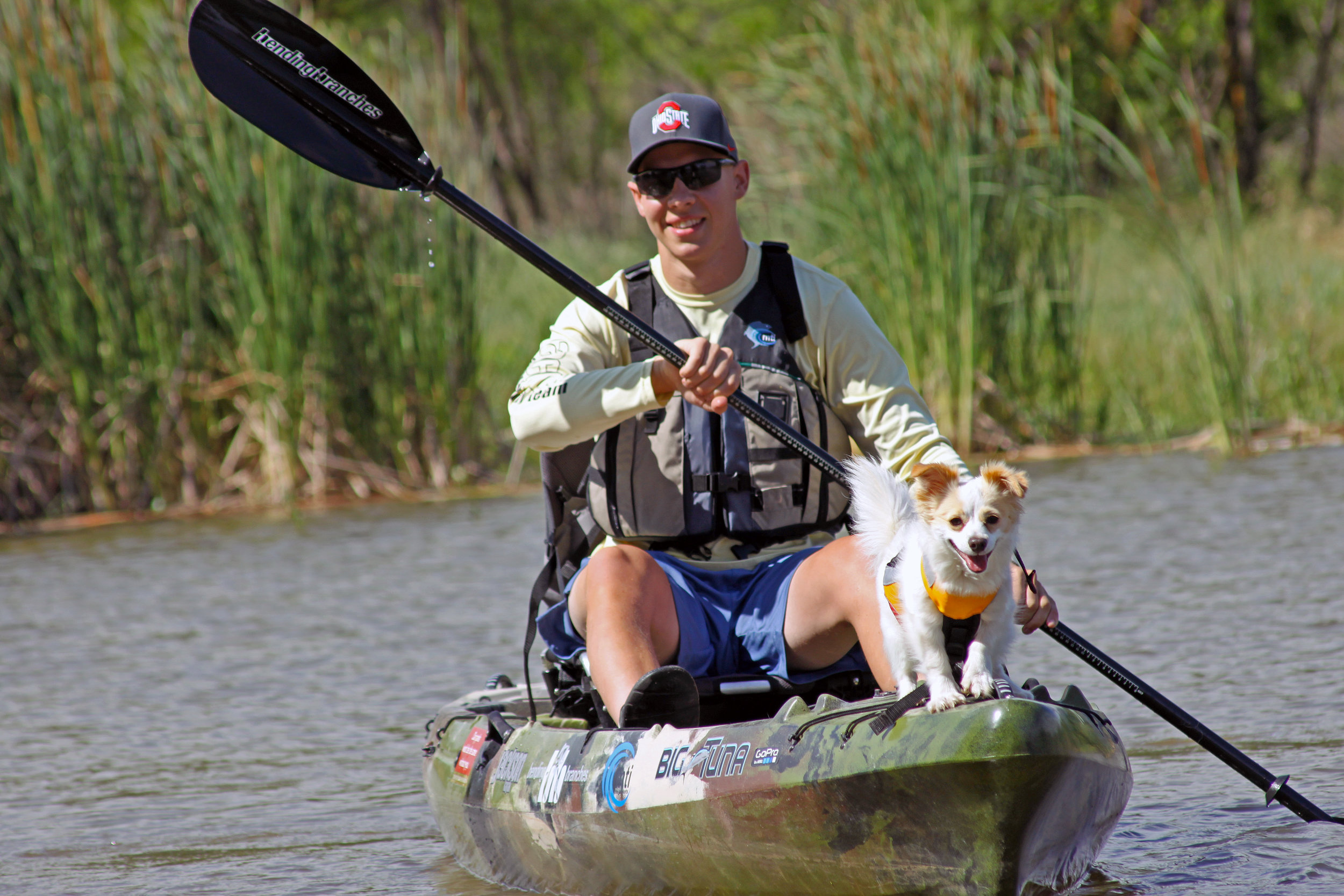 Clint Taylor Texas Kayak Fisher MTI Adventurewear