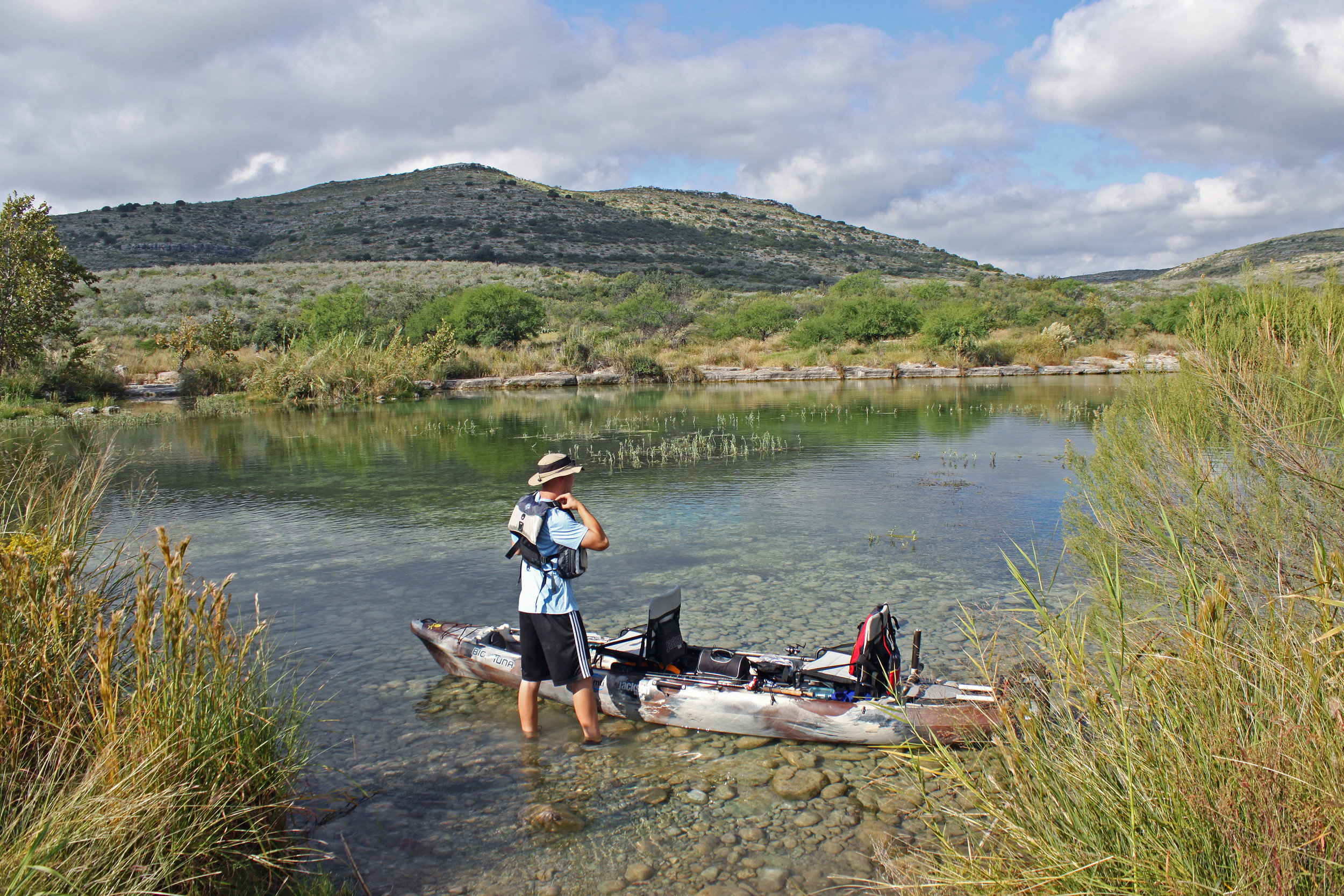 Clint Standing at Devils River Put In 2.jpg