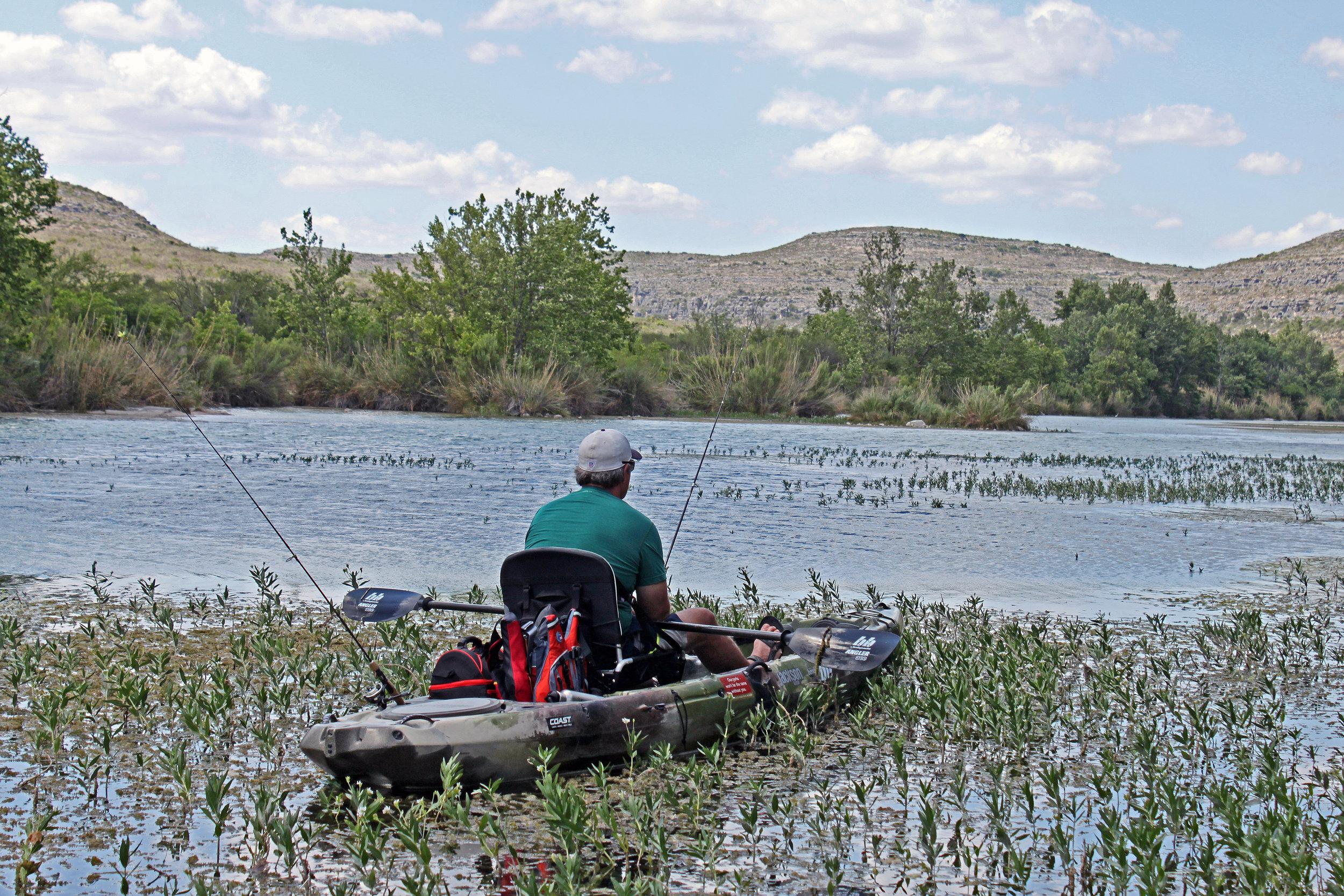 Jackson Kayak Big Tuna Devils River