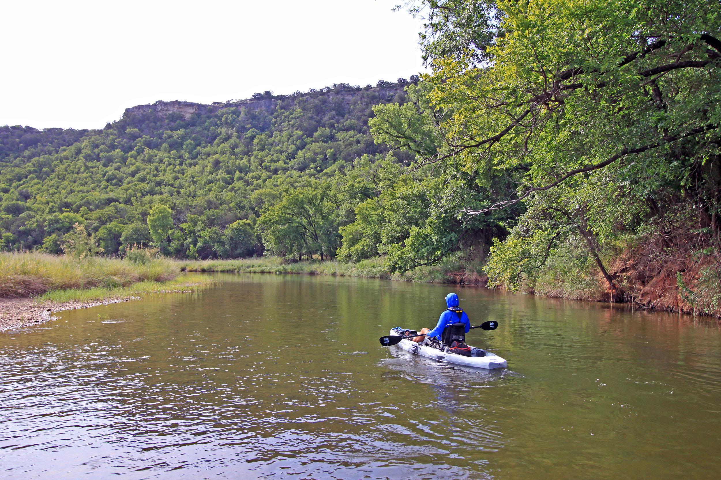 Jackson Kayak Liska Brazos River