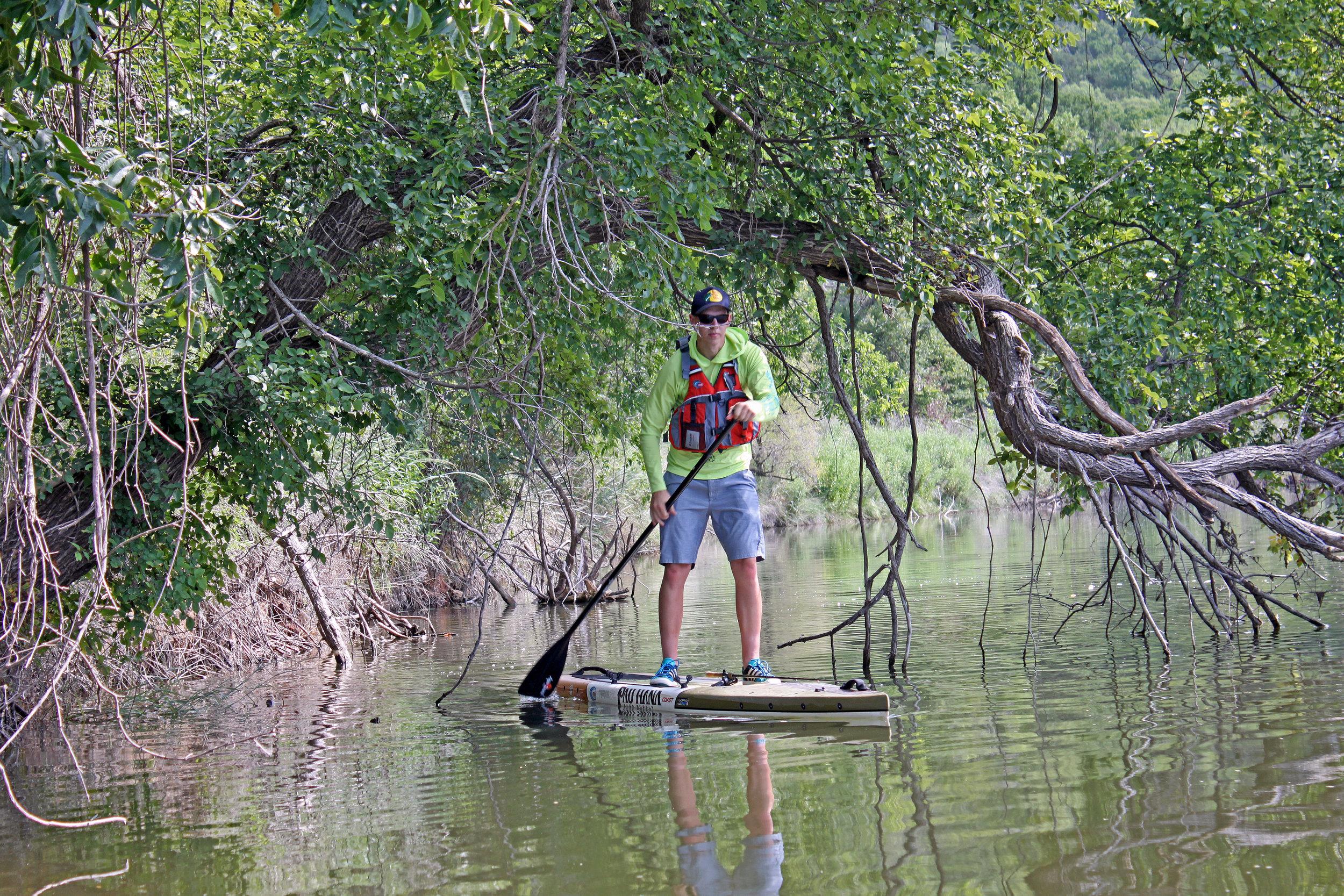 Clint Taylor Pau Hana Endurance Brazos River