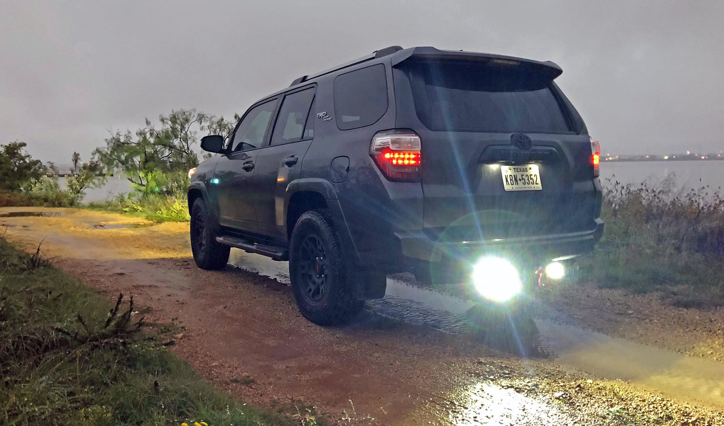 Toyota 4Runner KC Hilites