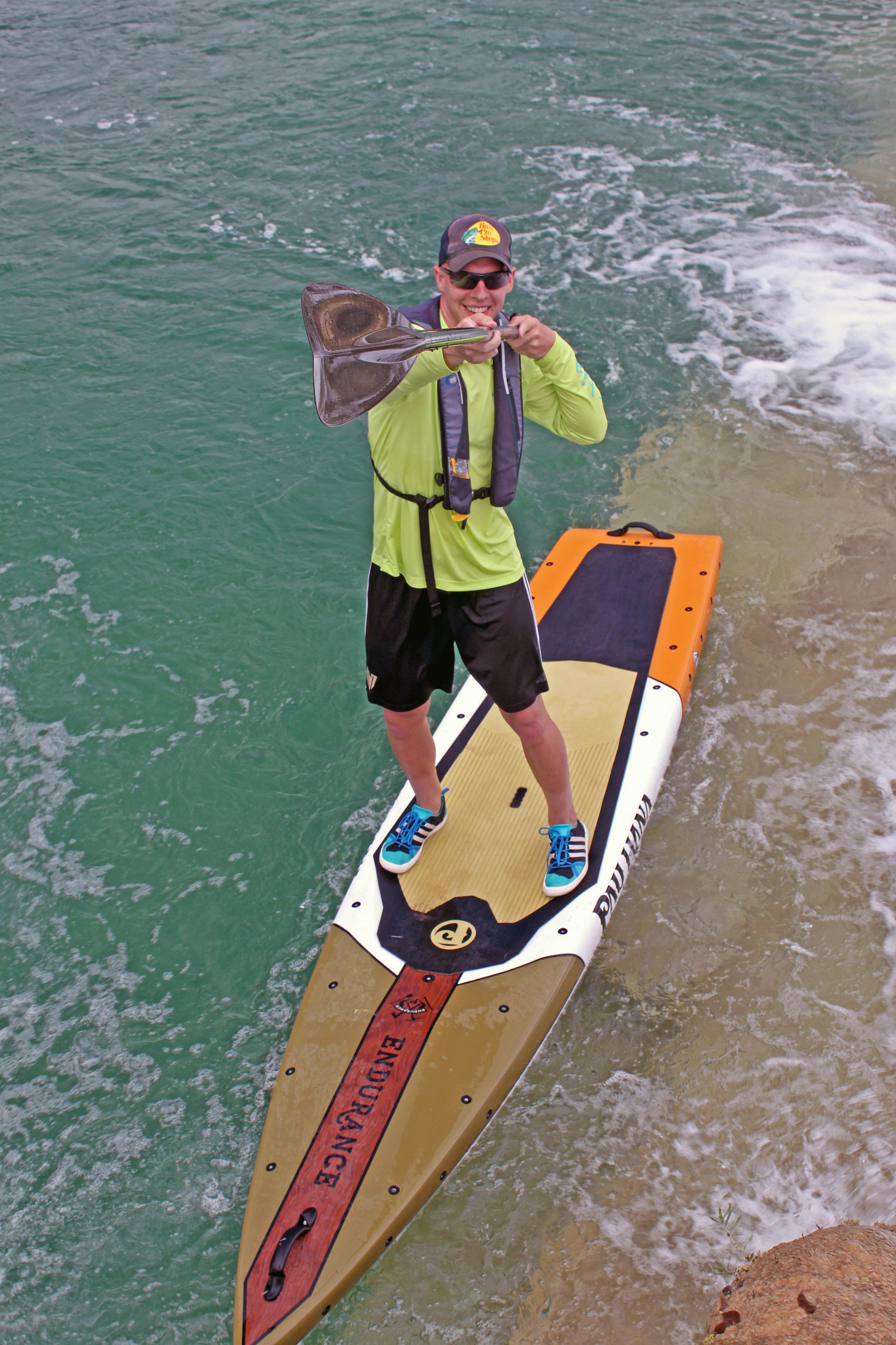 Clint Taylor Pau Hana Endurance South Llano River
