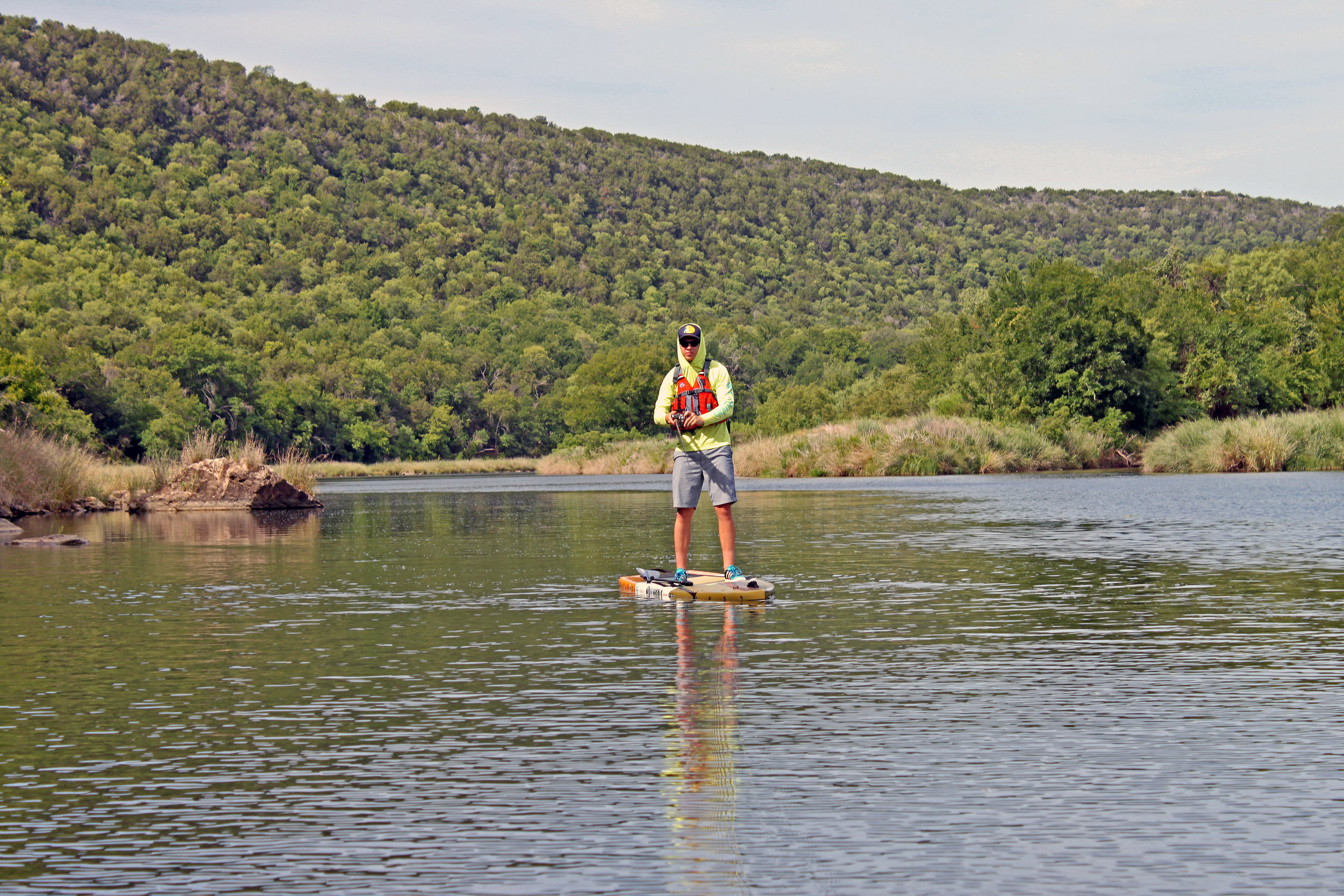Clint Taylor Pau Hana Endurance Devils River