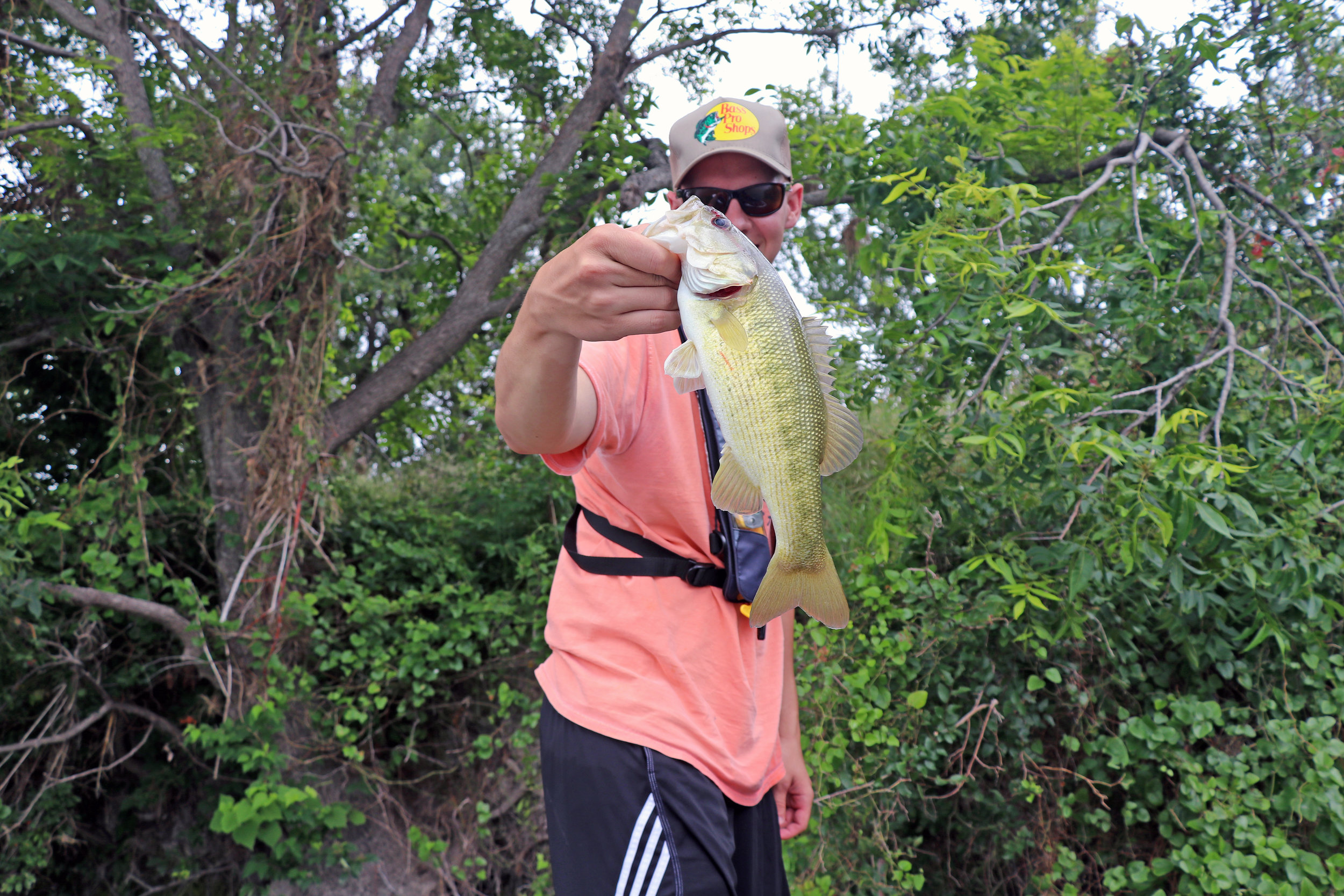 Clint Taylor Guadalupe Bass South Llano River