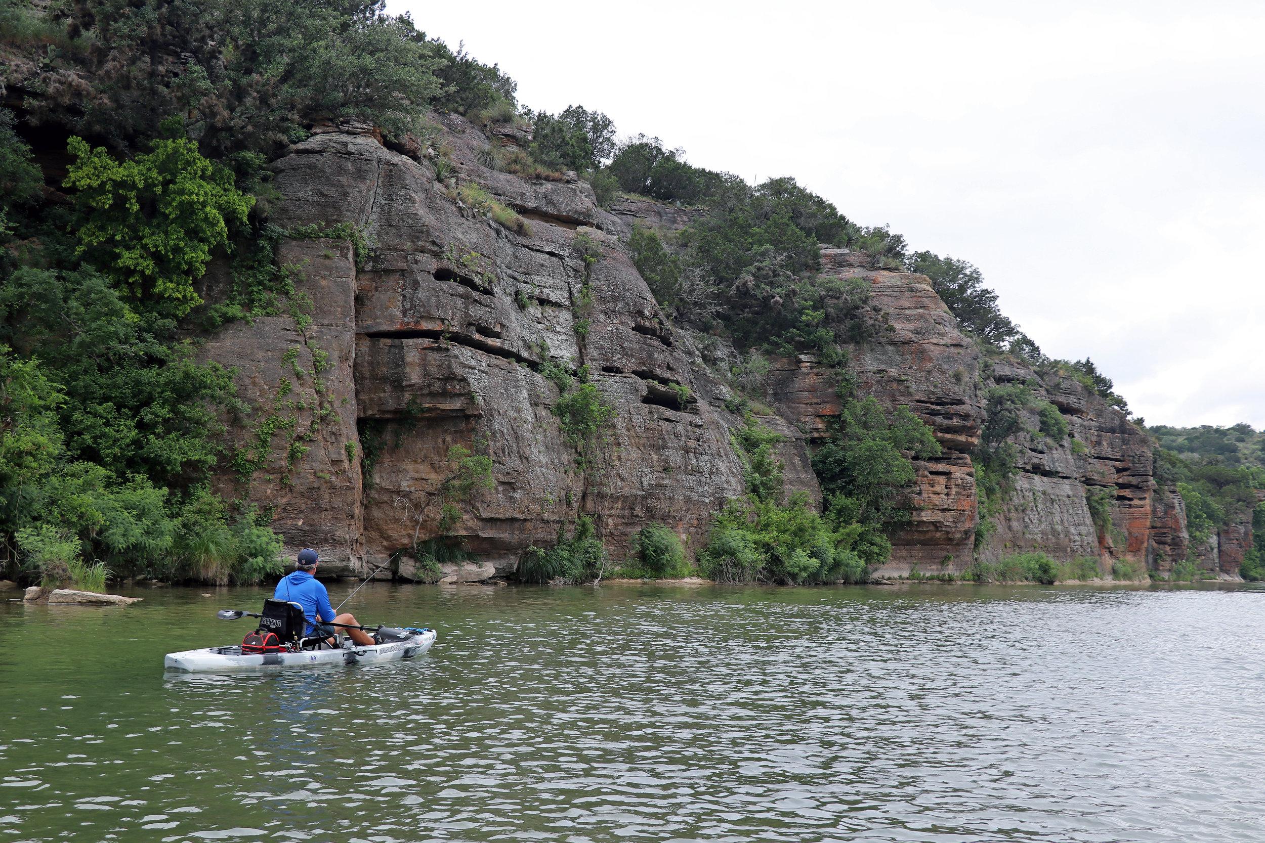 Jackson Kayak Liska Llano River