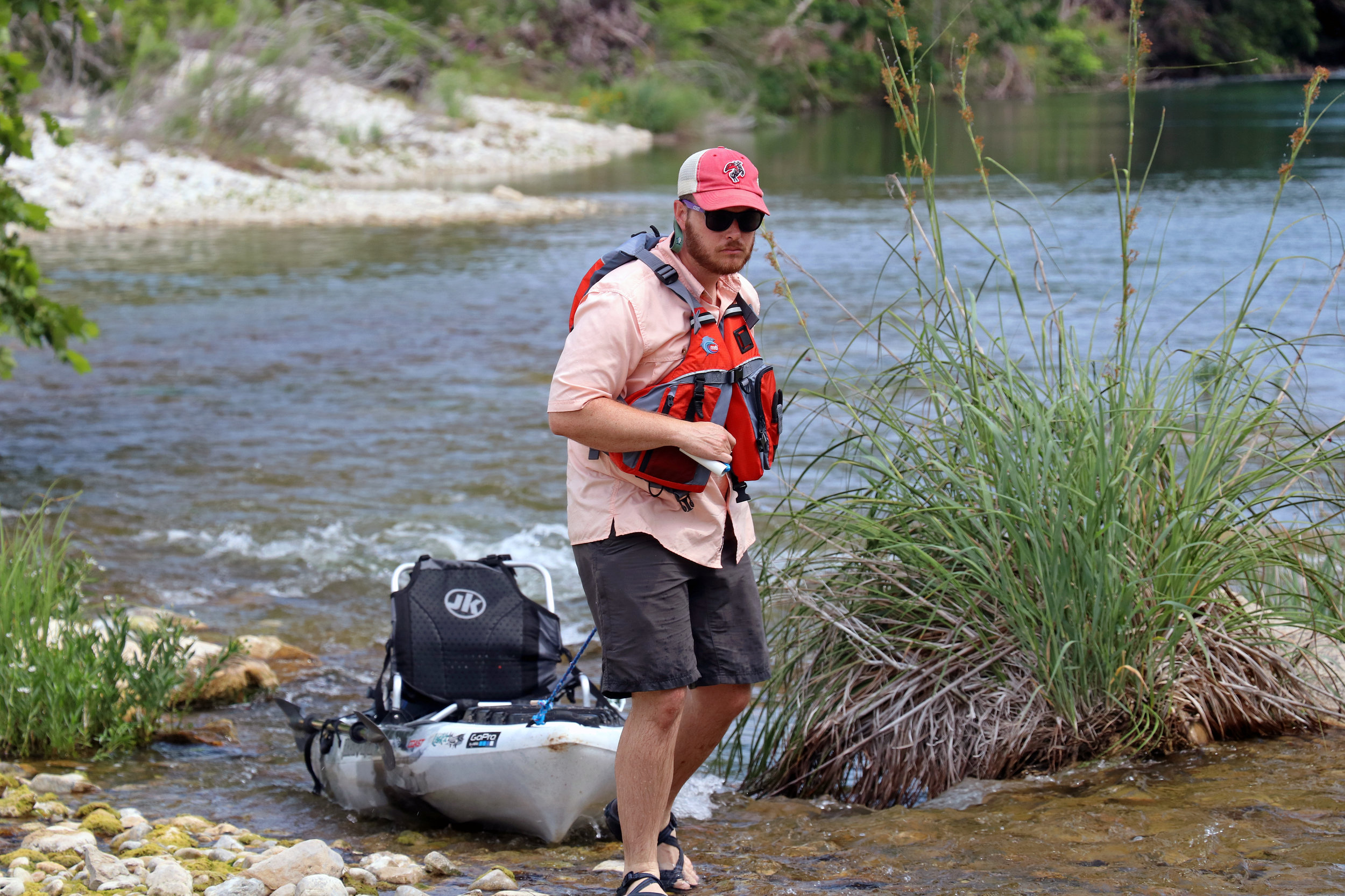 Jackson Kayak Liska South Llano River