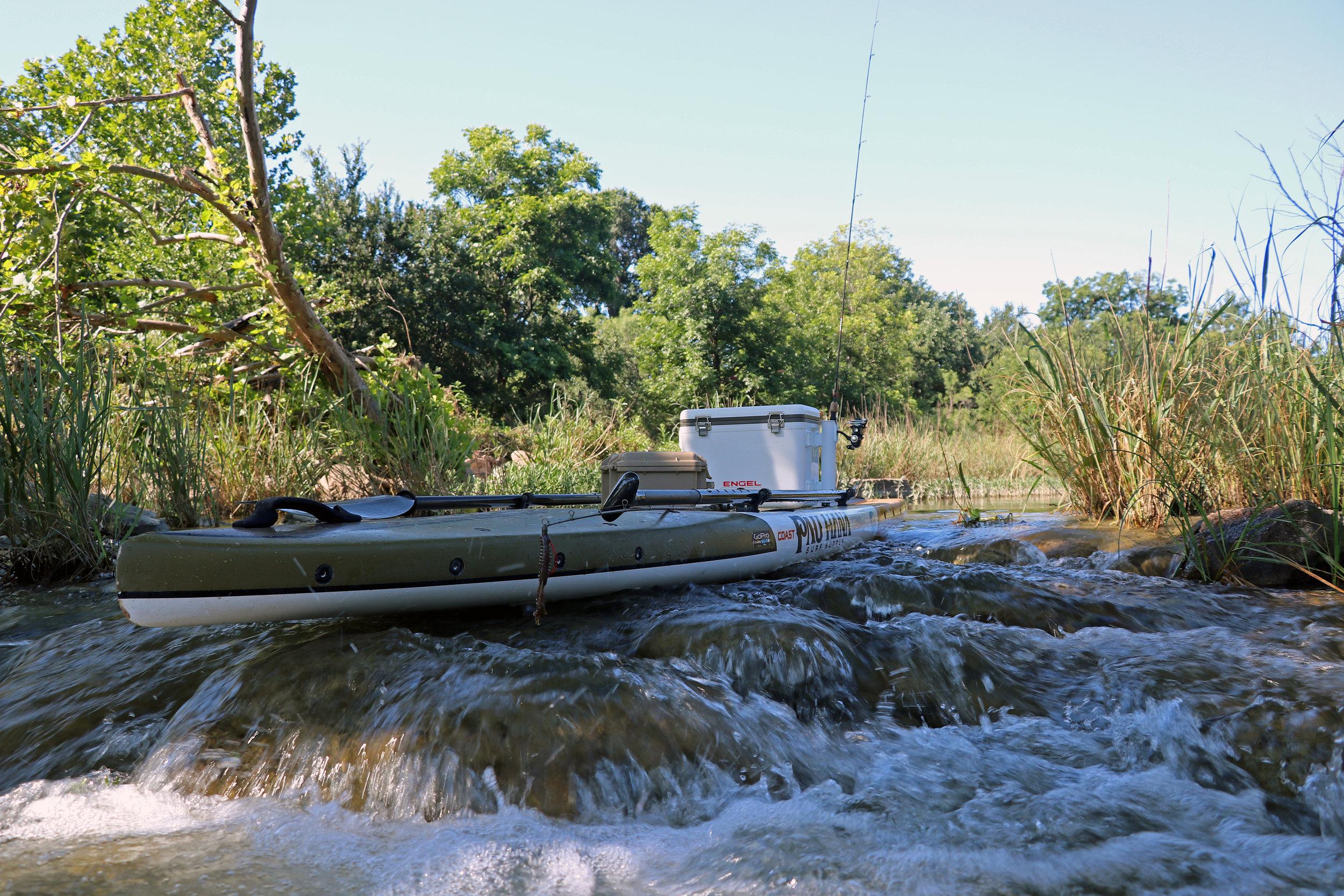 Pau Hana Endurance San Saba River