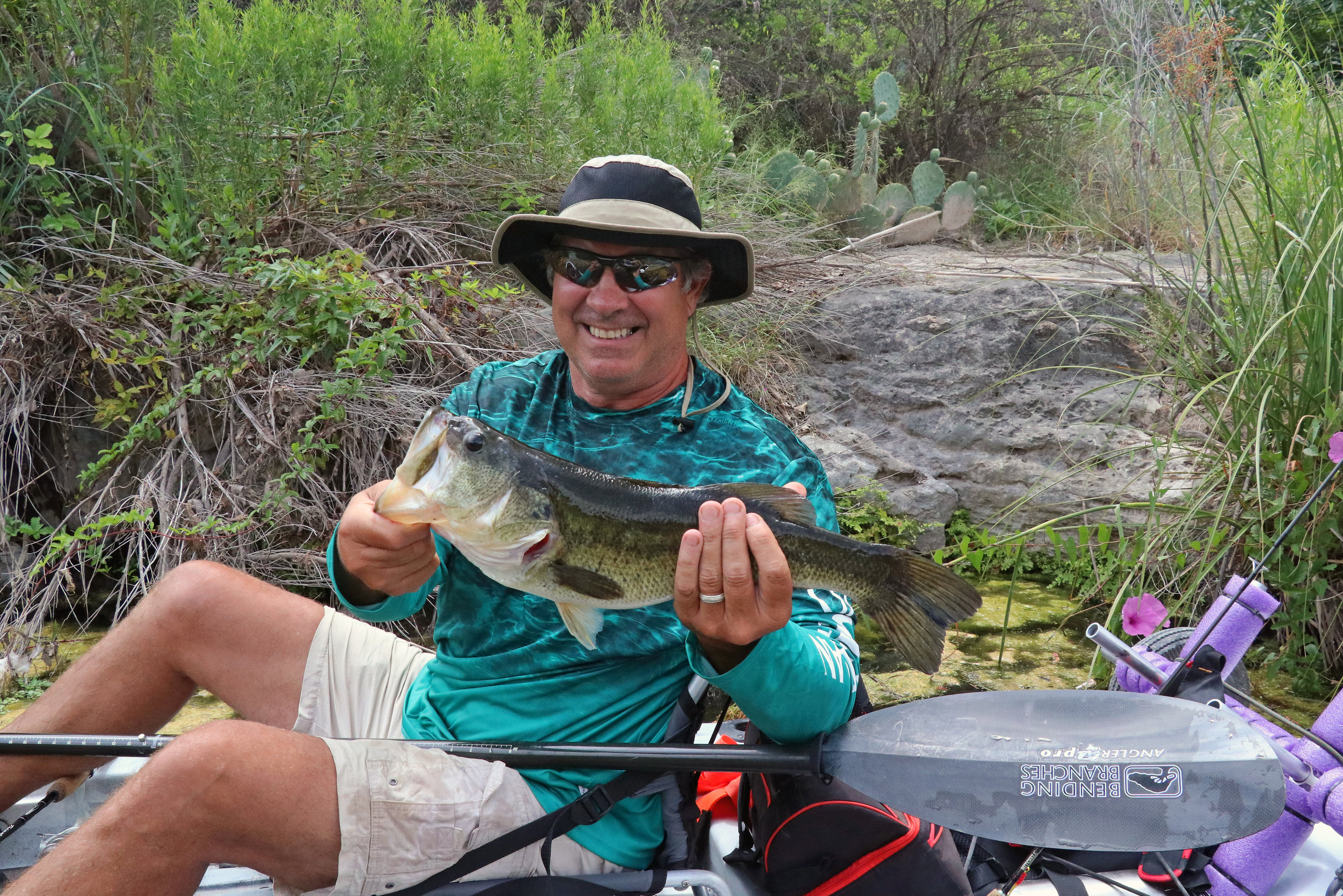 Largemouth Bass Devils River