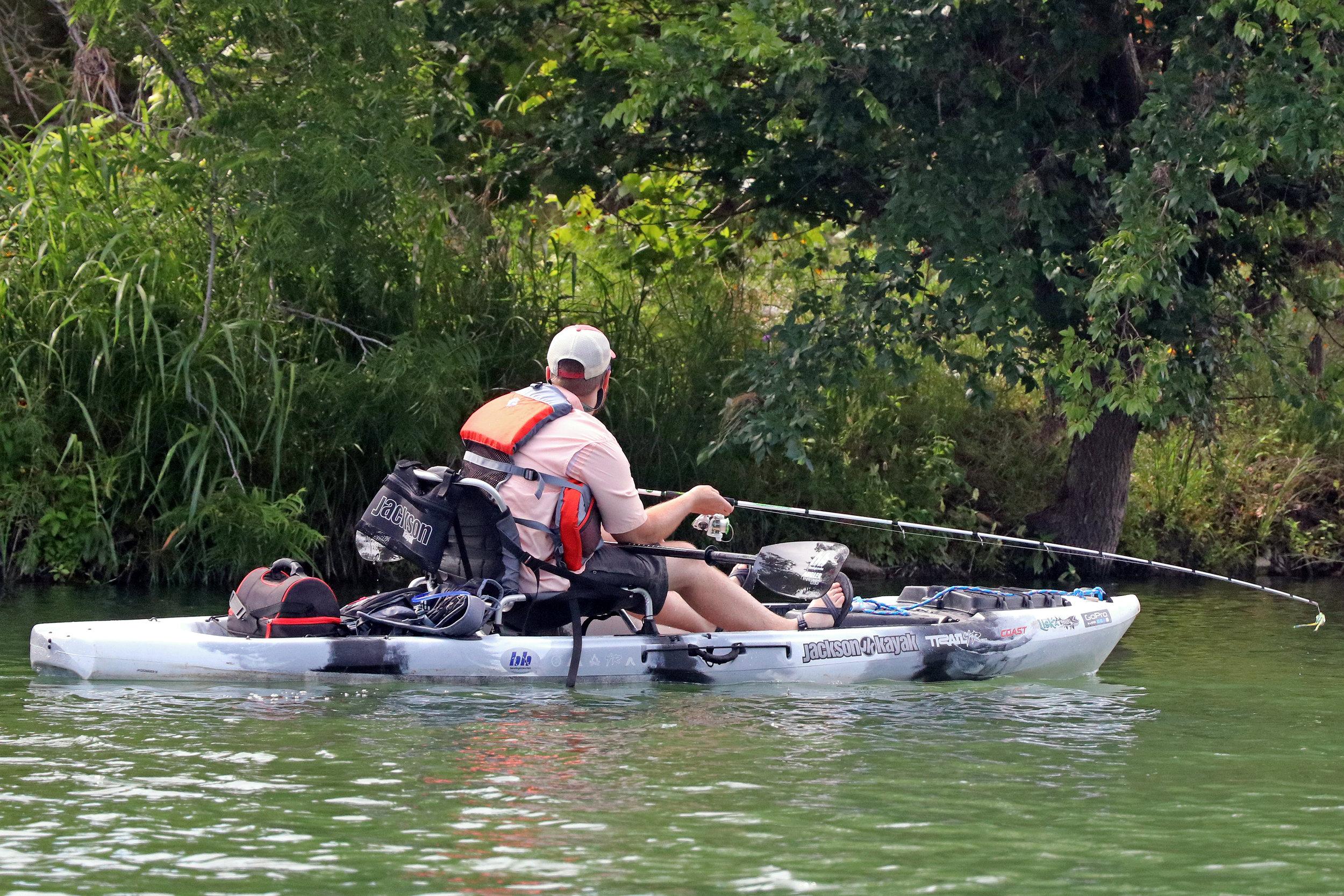 Jackson Kayak Liska Fishing