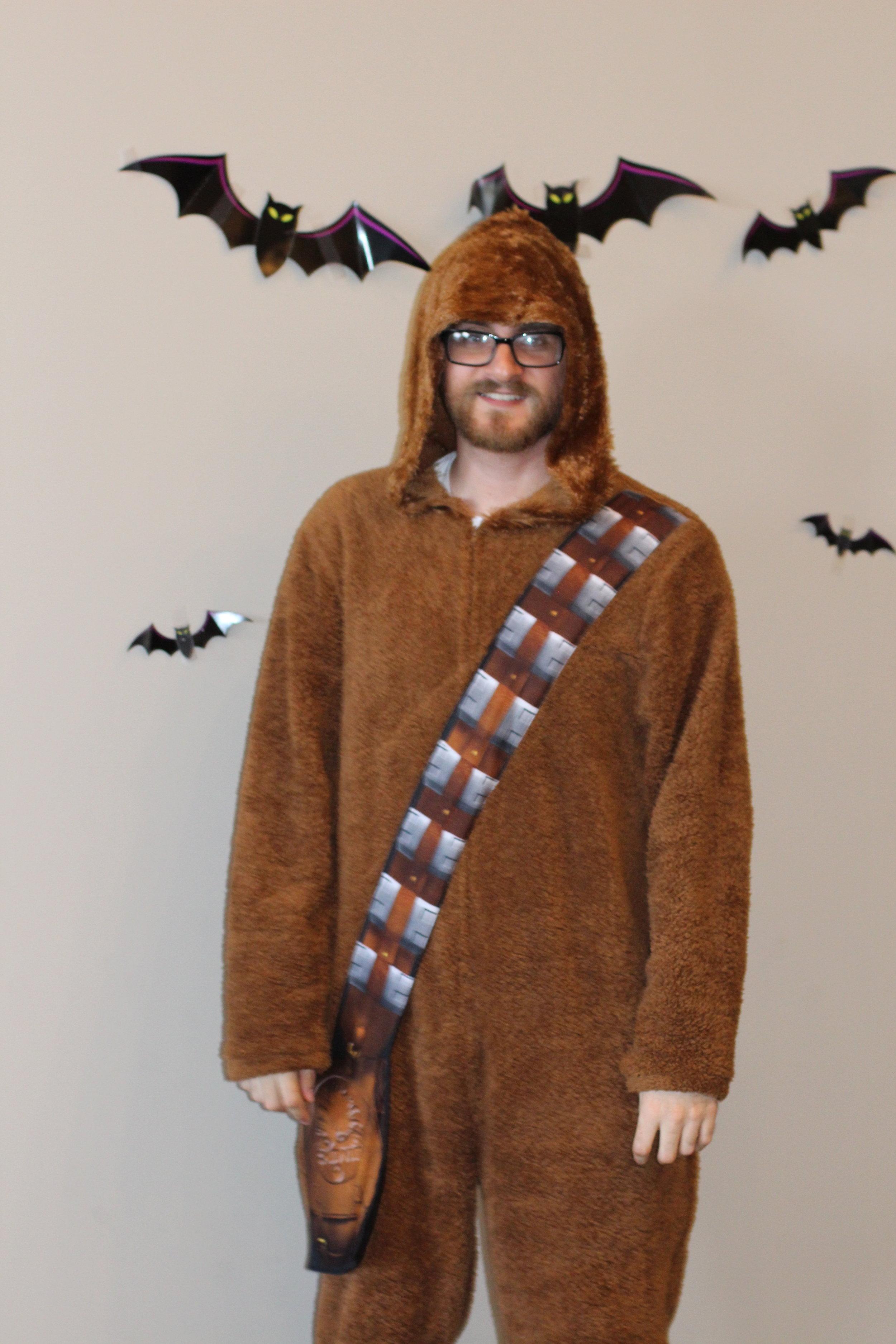 Taylor Bolton - Chewbacca
