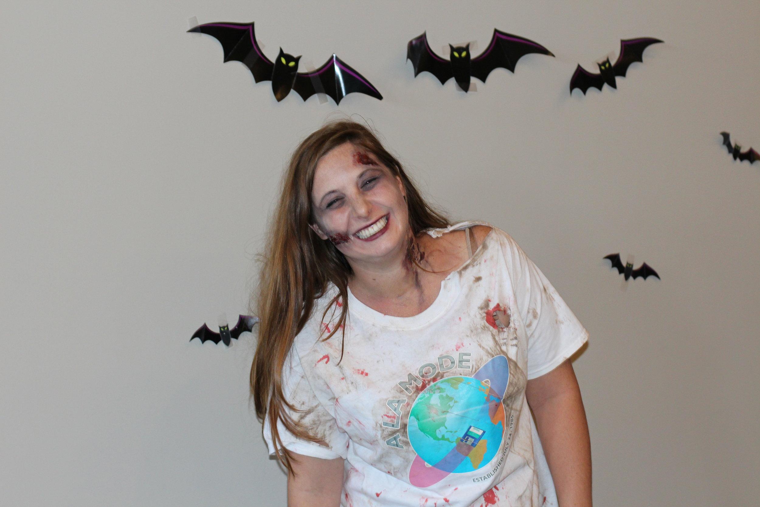 Danielle Cox - a la mode Zombie