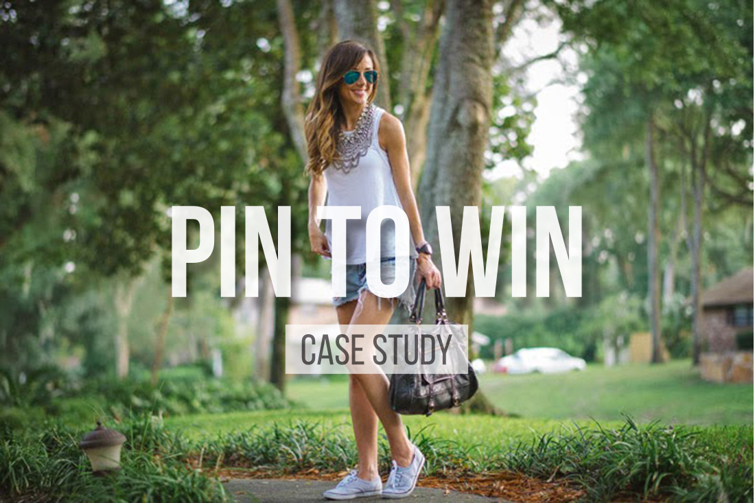 Pin to Win Case Study