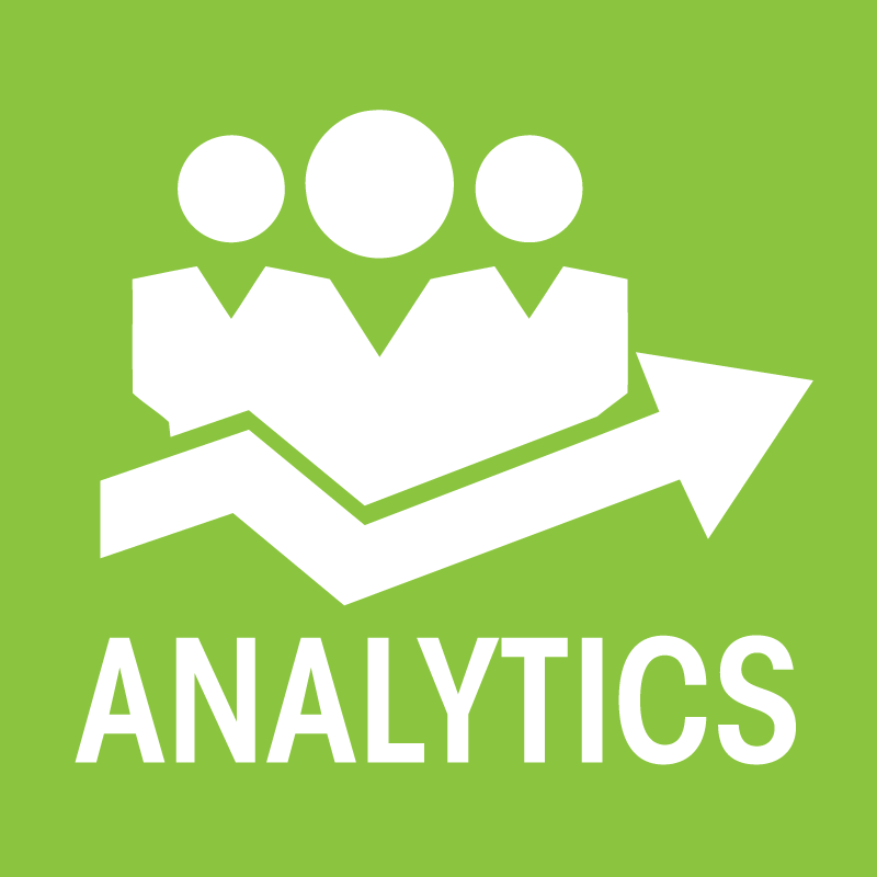 Detailed Data - Full analytic reporting each month with detailed audience insights.