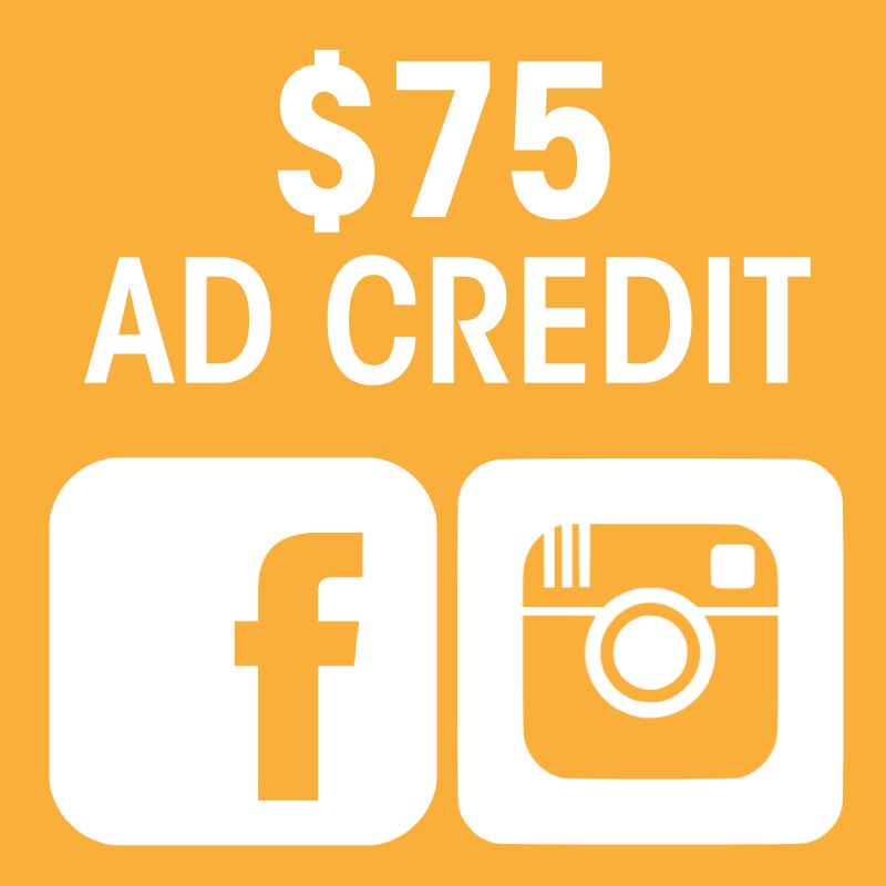 Custom Ad - Facebook Desktop, Mobile, Audience Network & Instagram Ad Options.