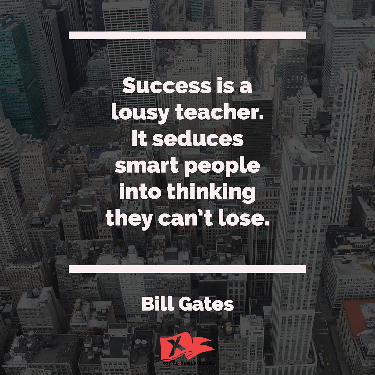Inspirational Business Quote