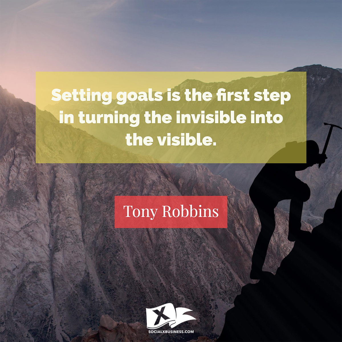 Motivational Business Quote