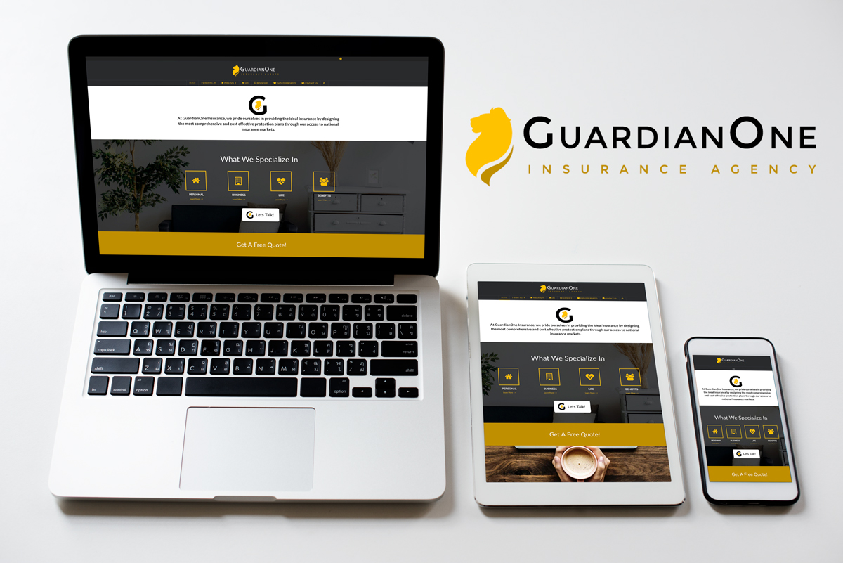 Guardian One: Wordpress Build
