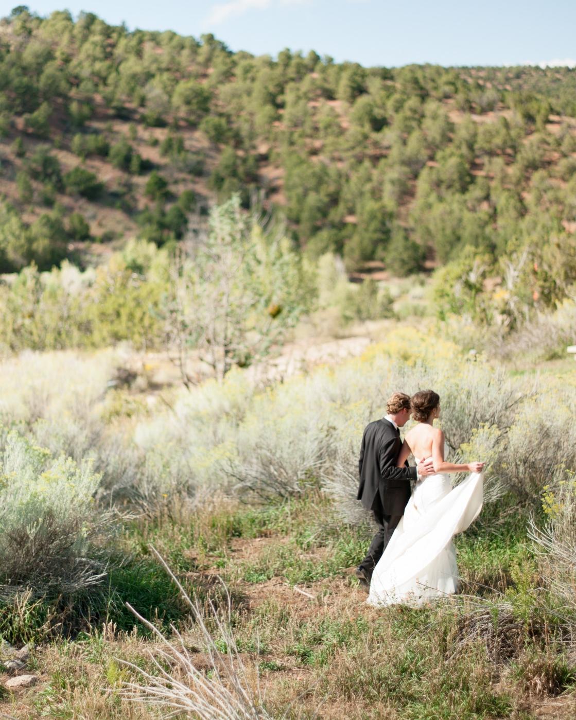 Sam & Katie - SANTA FE NM- WEDDING