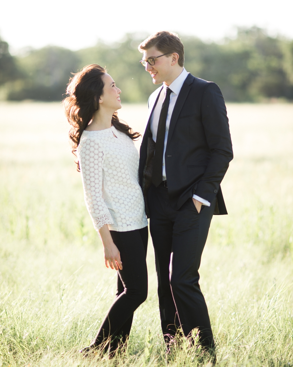 Sara & Patrick - AUSTIN TX- ENGAGEMENT