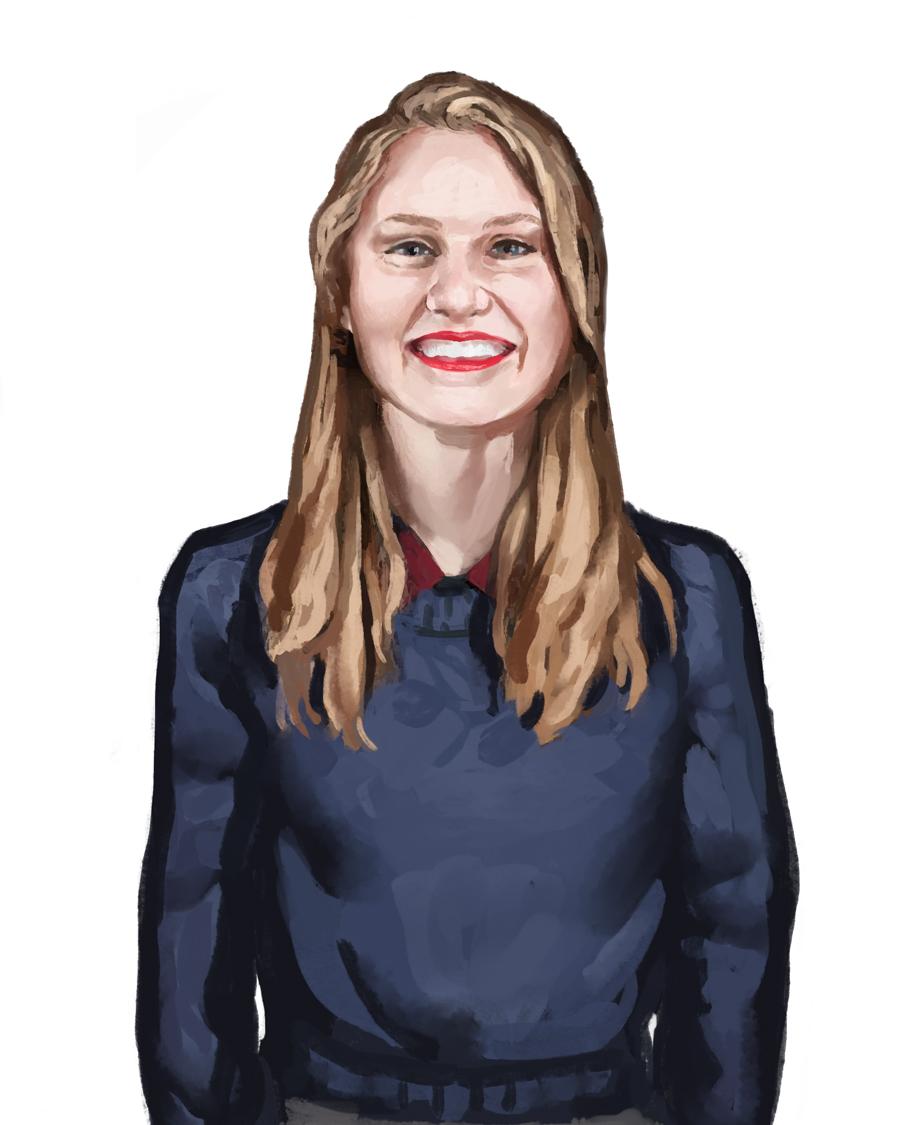 Adrienne - Creative Designer