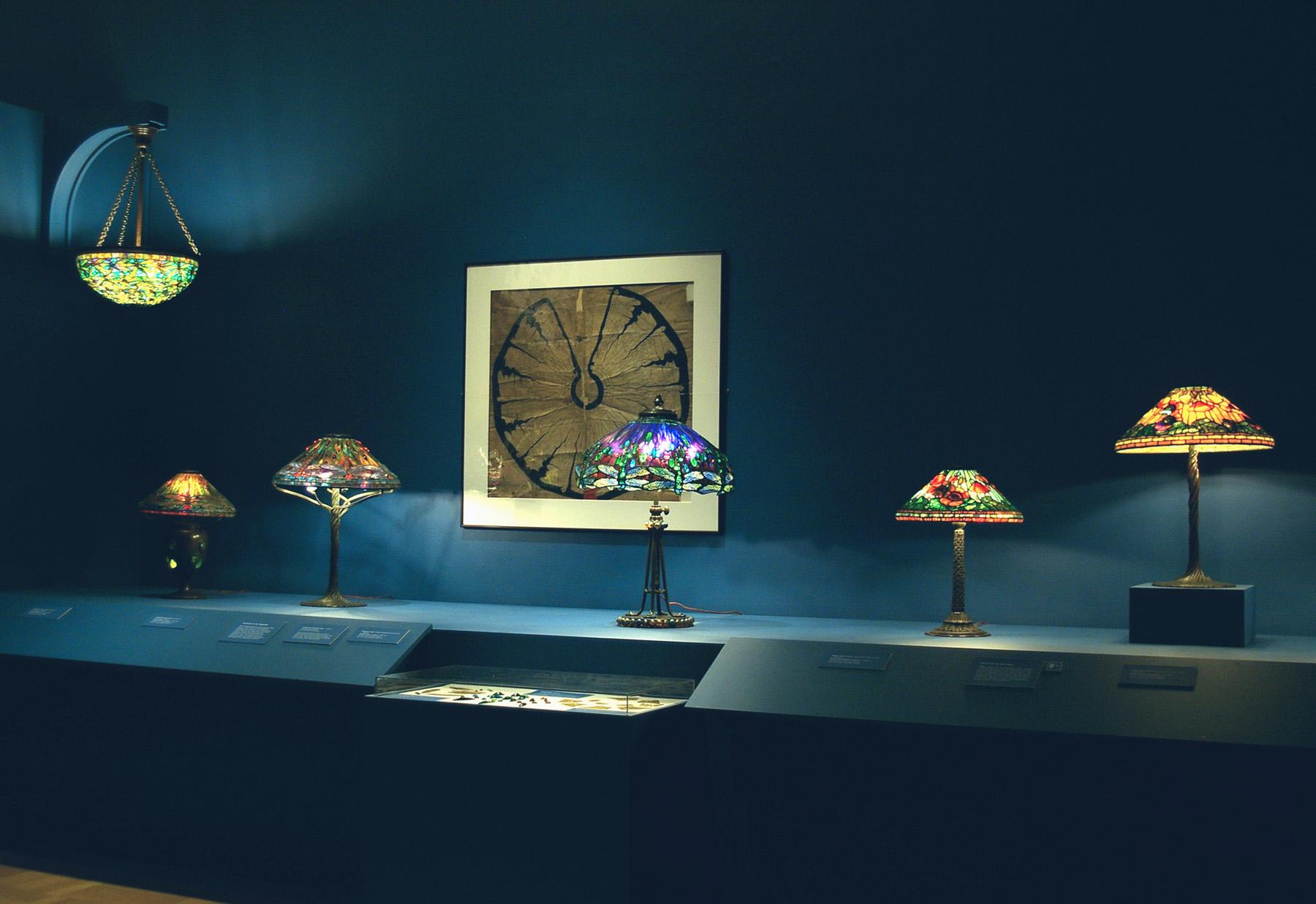 New Light On Tiffany, New York Historic Society - New York, NY